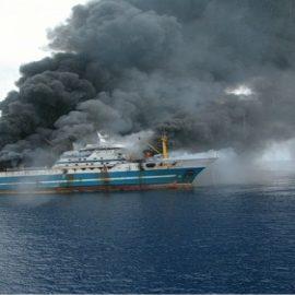 Курдские формирования обстреляли сирийское судно с нефтью
