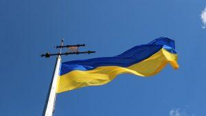 В крымском Судаке мелькнула «тень Украины» в виде прапора