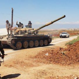Сирийская армия заняла стратегически важный район в провинции Идлиб