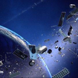 «Роскосмос» запатентовал проект спутника — «самоубийцы»