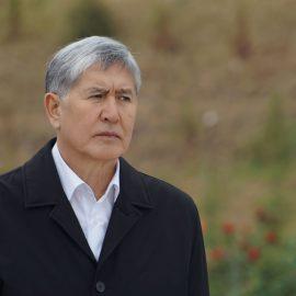 Суд арестовал имущество экс-президента Киргизии Атамбаева