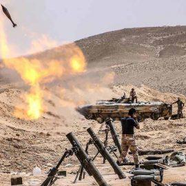В ходе отражения атаки боевиков в Идлибе погибли 10 сирийских военнослужащих