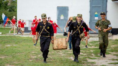 Армейские игры в ПМР подарили победу военным из России