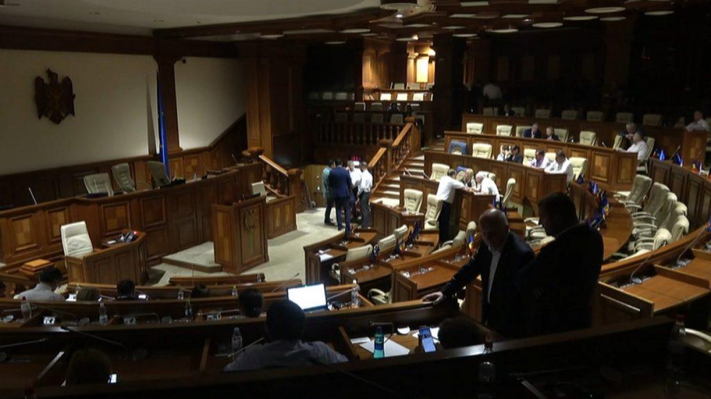 Молдавский парламент выдвинул алгоритм альянса социалистов с проевропейцами