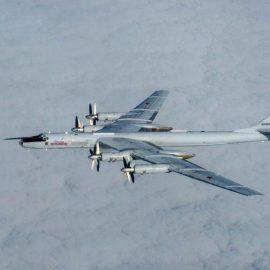 Активность дальней противолодочной и стратегической авиации России в начале августа