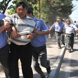 The situation in the capital of Kyrgyzstan has stabilized