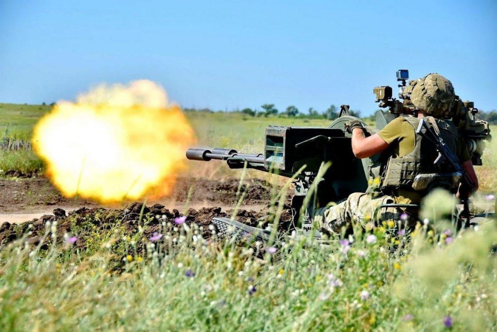 Массированные обстрелы ВСУ по республикам нарастают