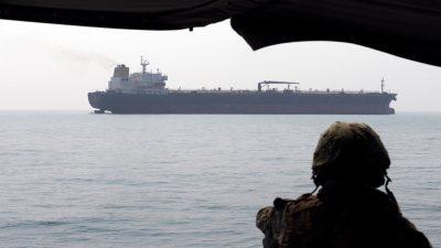 военное сопровождение танкеров