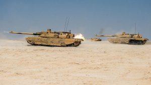 Применение танков в Йемене