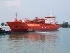 Клайпеда приняла второй объём газа от «северного агрессора»