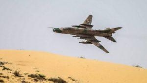 Су-22 ВВС Сирии сбит в Идлибе