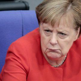 Меркель прокомментировала разрыв ДРСМД и угрозы США о выводе войск