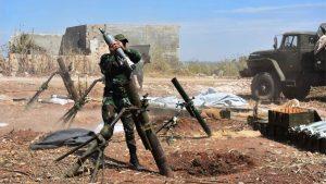 Сводка событий в Сирии и на Ближнем Востоке за 13-14 августа 2019 года