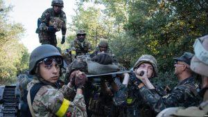 Боевики ВСУ увеличивают число обстрелов республик Донбасса