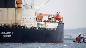 Федеральный суд американского округа Колумбия выдал ордер на арест иранского танкера Grace 1, задержанного ранее властями Гибралтара по подозрению в поставках иранской нефти в Сирию в обход санкций ЕС и освобожденного в минувший четверг.