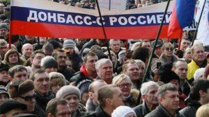 Пропагандист Киева хочет вывезти из Донбасса «патриотов» и оставить земли «сепарам»