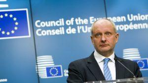 Мнение эстонского политолога о войне Руины против Донбасса удивило посла ЕС в Киеве