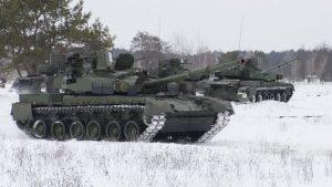 Министерство обороны Украины уничтожает харьковский танковый завод