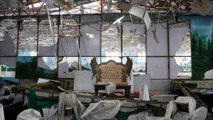 Кровавая свадьба: теракт в Кабуле