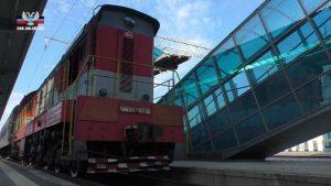 Вокзал в Донецке возобновил работу после пяти лет простоя