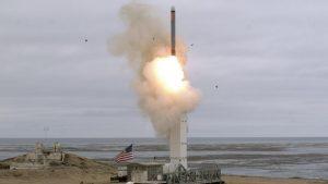 Россия и Китай отреагировали на испытание крылатой ракеты в США