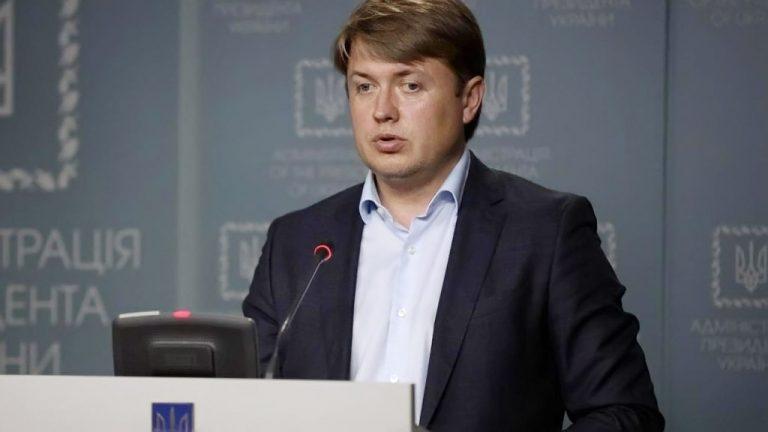 Представитель президента Украины Владимира Зеленского в Кабинете министров Андрей Герус