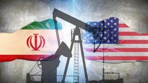 нефтяная война США и Иран