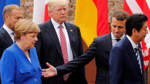 саммит лидеров G7