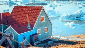 Гренландия не продаётся