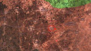 Сирийская армия завершила зачистку Латаминского котла