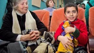 Беженцы от войны в Донбассе получают на Руине ограничения и произвол
