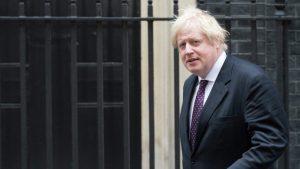 Борис Джонсон послал украинцам СУГС на мове