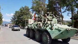 Грузия устроила провокацию на границе с Южной Осетией