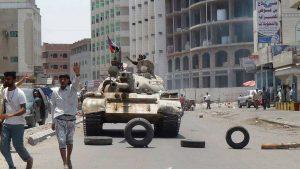 В Адене вновь вспыхнули уличные бои
