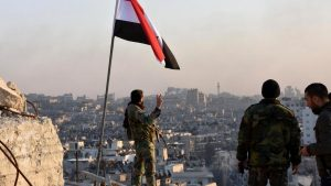 Сирийская армия заняла город Тамана в провинции Идлиб