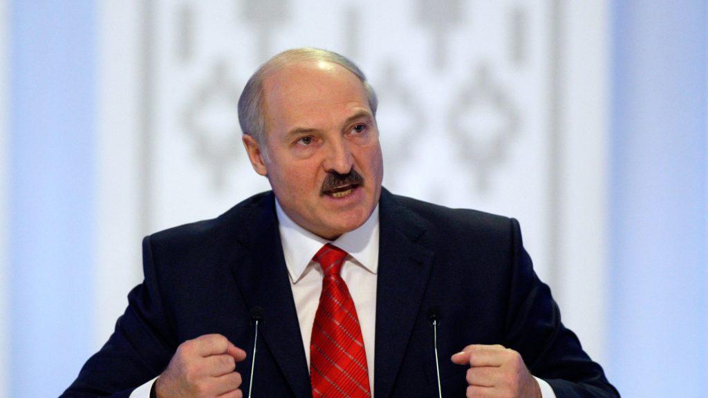 Лукашенко: Граница с Украиной закрыта «наглухо»