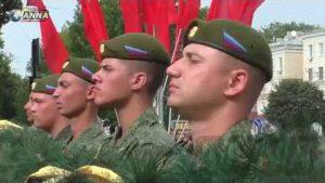 В ЛНР отметили 76-ю годовщину освобождения Луганщины от фашистских захватчиков