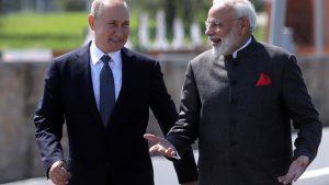 Президенты России и Индии обсудили вопрос поставок С-400
