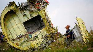 сбитый малайзийский Боинг рейс MH17