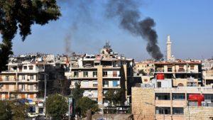 Сирийская армия: Боевики должны покинуть западные пригороды Алеппо до 15 октября