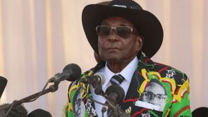 Экс-президент Зимбабве Роберт Мугабе умер в возрасте 95 лет