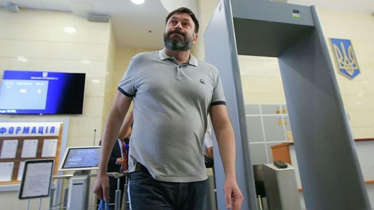 Руководитель портала РИА Новости Украина Кирилл Вышинский вылетел в Москву