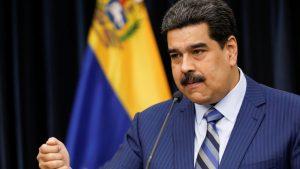 Мадуро отказался от переговоров с оппозицией из-за ее попыток продать спорный регион Эссекибо