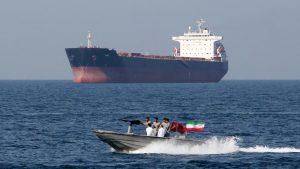 Береговая охрана Ирана задержала иностранное судно в Ормузском проливе