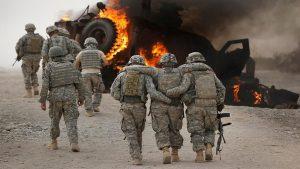 В Афганистане погибли двое военнослужащих НАТО