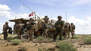 Дания направит военных в Сирию