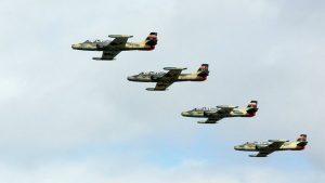 Авиация ПНС разгромила колонну армии Хафтара