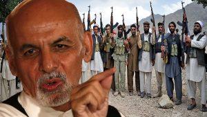 В Афганистане назвали условия переговоров с талибами