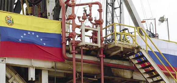 российско-венесуэльские нефтяные проекты