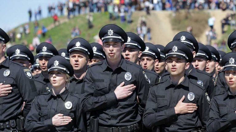 Нацполиция Украины начала кадровые чистки